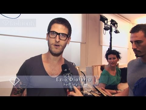Backstage at Etro Men Spring/Summer 2013 | Milan Men s Fashion Week | FashionTV FMEN