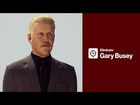 HITMAN Elusive Target #7 - Gary Busey Assassination