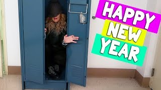 HAPPY NEW YEAR 2018 // Grace Helbig