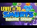 smurf bubble story game level 70 | the lost village game