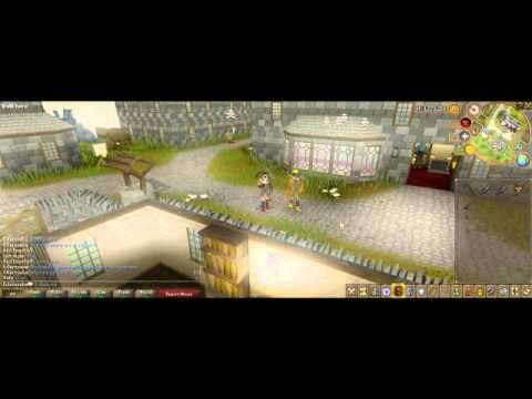 RuneScape 634 Private Server With Dungeering and Spawn!