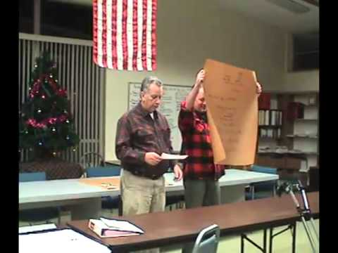 Bill Freeman N4NJJ Amateur Radio and Youth Presentation Part 2 of 2