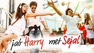 Jab Harry Met Sejal FIRST Song Mein Bani Teri Radha - Des Out - Shahrukh,hka