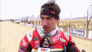 DAKAR 2017 Stage 8 Monster Energy Honda Team
