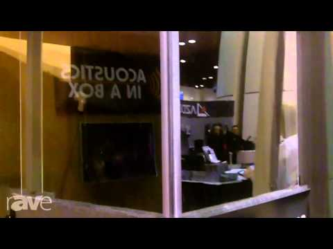 InfoComm 2013: Acoustics In A Box Shows GOBO