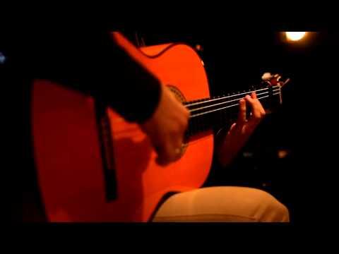 Pedro Sierra - Cartujano - Bulerias, Flamenco Guitar