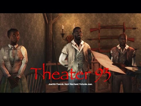 Assassin's Creed 4 Black Flags Freedom Cry - Theater 93