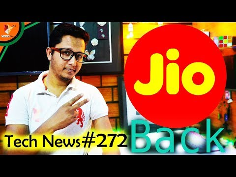 Tech News of The Day #272 - Jio Back,OnePlus 5 Oreo,Gionee New Phones,Honor V10,Nokia 6,OPPO A79