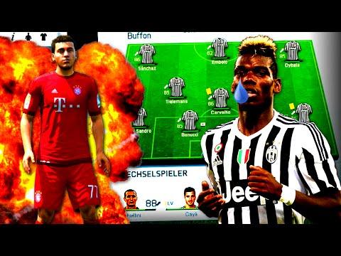 FIFA 16 : KEINE JUVE KARRIERE MEHR ! - NEUE SAUEPISCHE SPECIAL KARRIERE