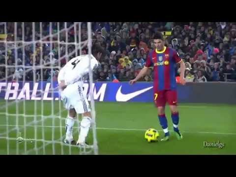 Fc Barcelona - Real Madrid (5-0) Saison 2010-2011 video