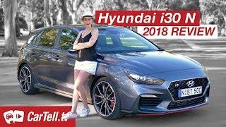 2018 Hyundai i30 N review   CarTell.tv