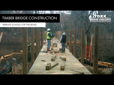 York Bridge Concepts, Inc. - Perkins School for the Blind - Watertown, MA