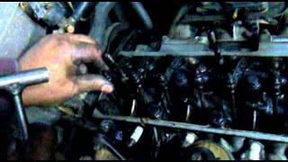Reglare culbutori la Dacia-varianta sigura 04:07