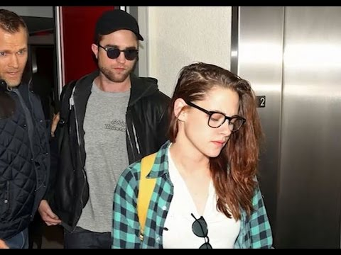 Robert Pattinson and Kristen Stewart BACK TOGETHER!