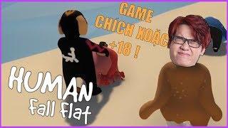 Human fall flat : Đây không còn là 1 cái game bẩn bựa nữa toàn cảnh nóng !!..
