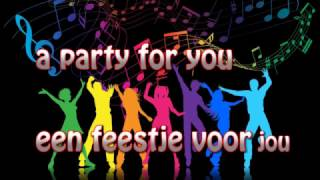 Dj ghighi - Party people (birthday song)