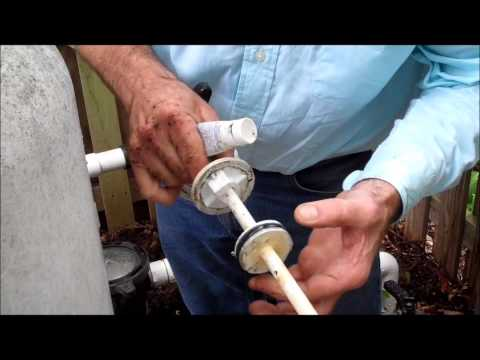 POOLCENTER.com - Pool Pump & Filter Reassembly & Lubrication
