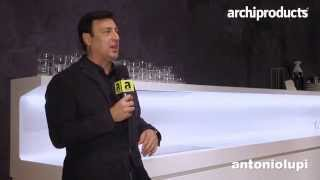 ANTONIO LUPI | Marco Casamonti - iSaloni 2014