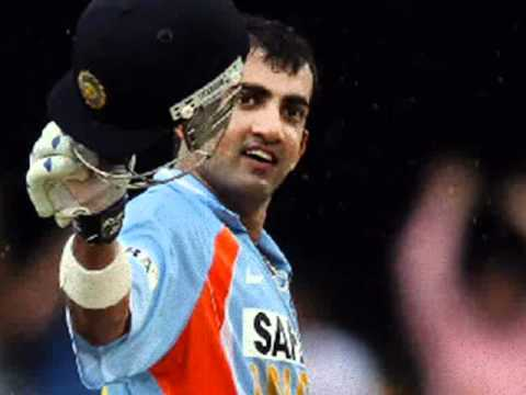Icc Cricket World Cup 2011 Song Yahan....cheers Team India Squad... (rodies) video