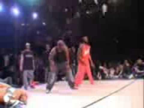 Amazing Breakdance video