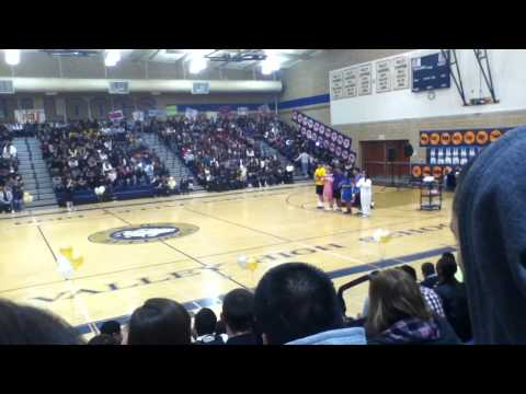 Golden Valley High School 2012 Rally