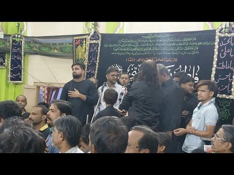 """Shabbedari """"Sakina Bint-ul-Hussain S.a"""" Matamdari """"Anjuman-e-Ansar-e-Hussaini Doshipura"""""""