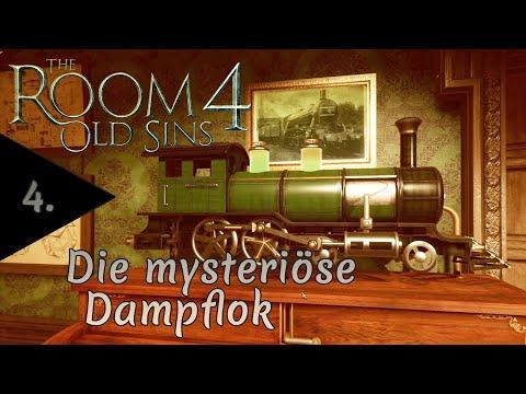 The Room 4: Old Sins - 4 - Die mysteriöse Lok | Let's Play deutsch (PC-Version 2021)