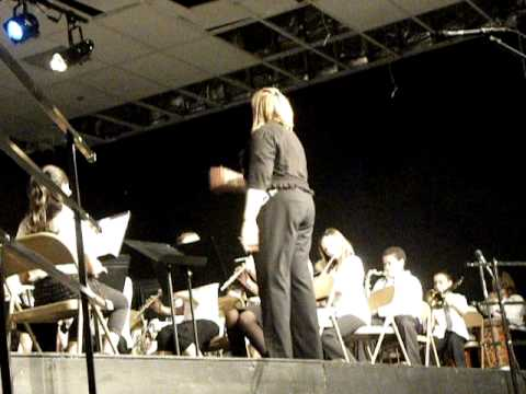Collegium Charter School 5th & 6th grade band 12.08.11