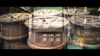 Velgen Wheels - How OUR wheels are made