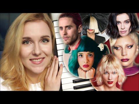 Поём, как ваш любимый ПЕВЕЦ #4 Гага, Мелани Мартинез