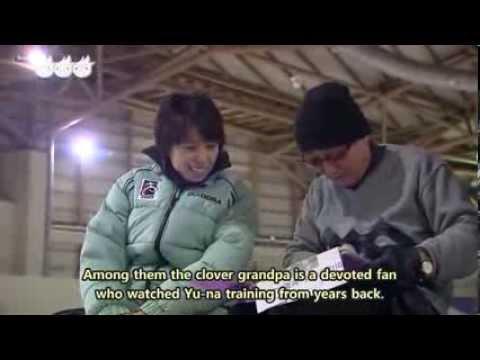 2007 Yuna Kim Documentary 'the Lark Ascending' Full Ver. (eng Sub) (kbs) video