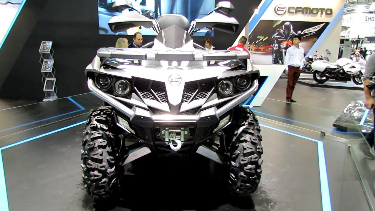2014 cfmoto c force 500efi atv walkaround 2013 eicma. Black Bedroom Furniture Sets. Home Design Ideas