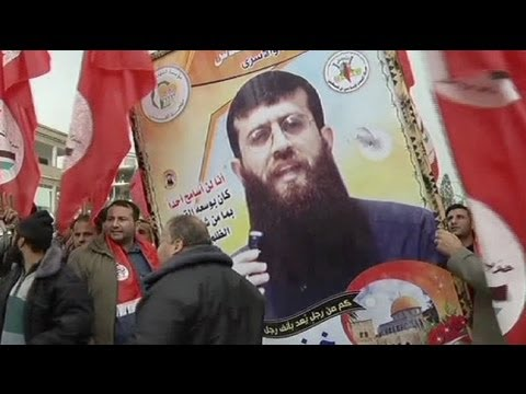 Day of hunger to back Palestinian prisoner