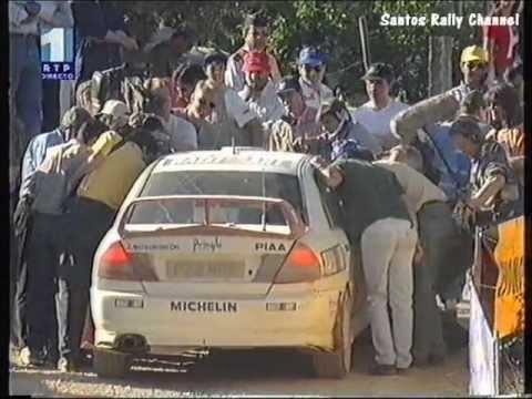 """TAP Rallye de Portugal 1997 - """"Figueir� dos Vinhos"""""""