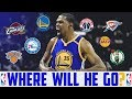 2018 NBA FREE AGENCY Predictions KEVIN DURANT Warriors Thunder Wizards Lakers KD Free Agent mp3