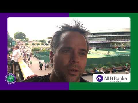 Fernando Gonzales O Meču Đoković - Nadal | SPORT KLUB Tenis