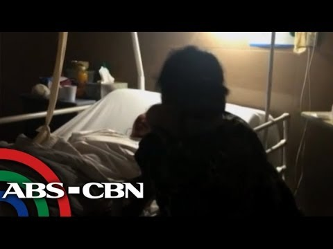 Filipina Rape Victim Reunited With Mom video