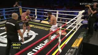 Dzhabar Askerov vs Muhamed El Mir