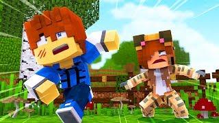 Minecraft Daycare -  TINA ATTACKS !? (Minecraft Roleplay)