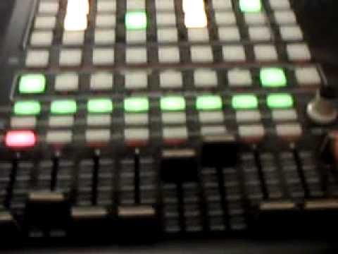 ableton live apc 20 house soul demo