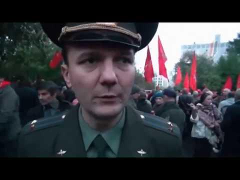 Российский офицер о путинском режиме