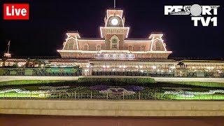 🔴Live: Disney's Magic Kingdom in 1080p - Walt Disney World Live Stream 5-18-19