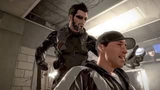 Deus Ex Mankind Divided - TAKEDOWNS