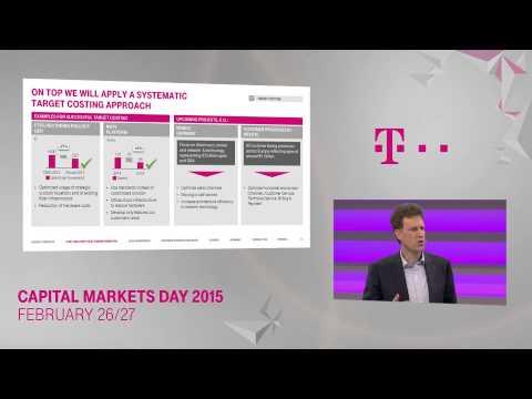 Thomas Dannenfeldt on Cost and Portfolio Transformation – Deutsche Telekom Capital Markets Day 2015