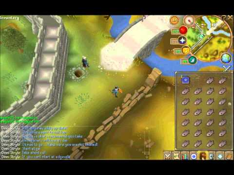 Runescape Green Dragons Guide (New Wildy) 2011