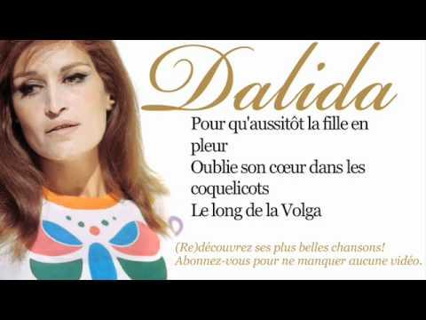 Dalida - Guitare et tambourin