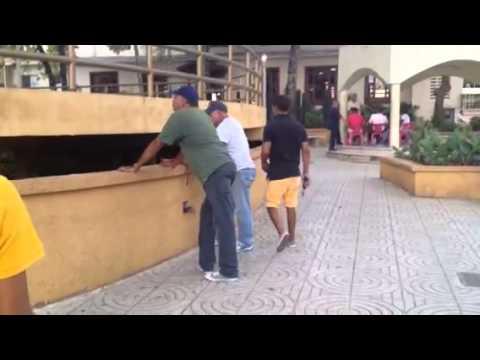 El día de hoy el Ayuntamiento Municipal de Jarabacoa instal