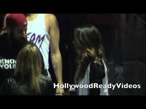 Shay Mitchell Arrives At The Drake Concert At Staples Center In La video
