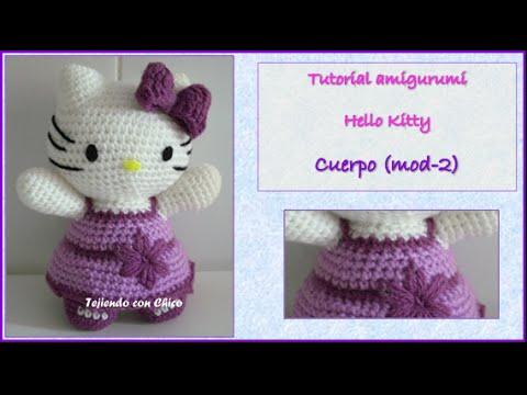 Patron amigurumi Hello Kitty en espanol - Imagui