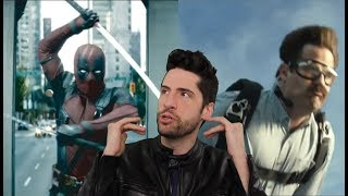 Deadpool 2 - Final Trailer Review